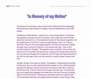 Write essay on my mother