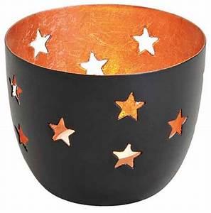 Kupfer Laterne Windlicht : windlicht stern schwarz kupfer 13884w metall 8 cm kerzenhalter laterne ebay ~ Bigdaddyawards.com Haus und Dekorationen