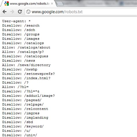 index txt website robots google file strategies quickly instant