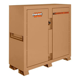 Shop KNAACK 24 in W x 60 in L x 60 in Steel Jobsite Box at