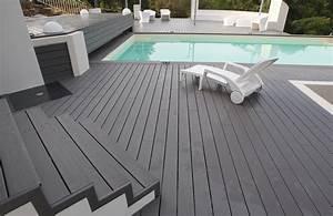 faire une terrasse en bois composite mzaolcom With comment faire une terrasse en composite