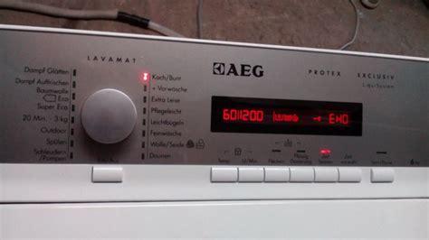 Aeg Ef0 by Aeg Lavatherm Eh0 Huishoudelijke Apparaten Voor Thuis