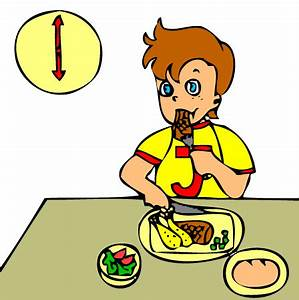 I Eat Dinner Clipart - Clipart Suggest