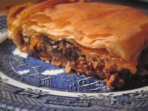 que faire avec la pate filo recette bourek farci 224 la viande hach 233 cuisinedefarida
