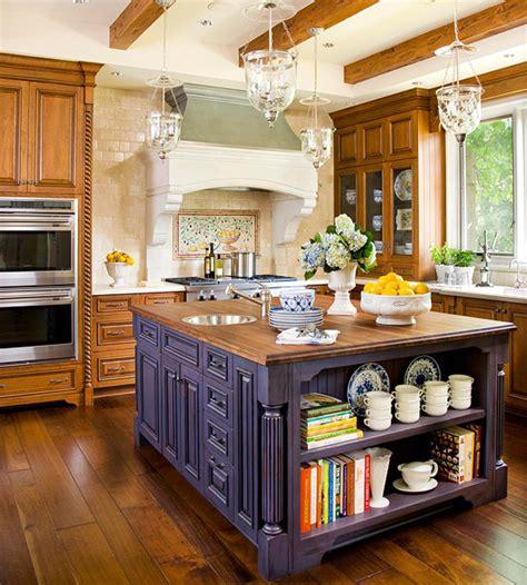 kitchen islands designs adding  modern touch