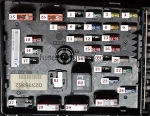 Vw Pat Fuse Box Diagram Under Hood Cc Panel  U2022 Wiring Diagram For Free
