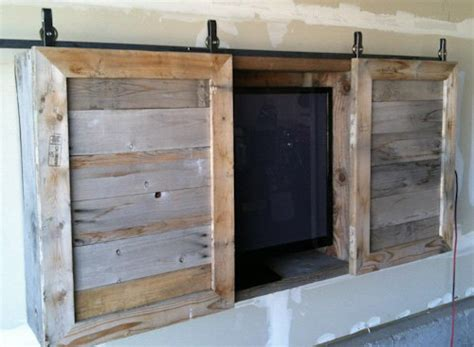 outdoor tv cabinets with doors outdoor tv cabinet the barn doors might be a good idea