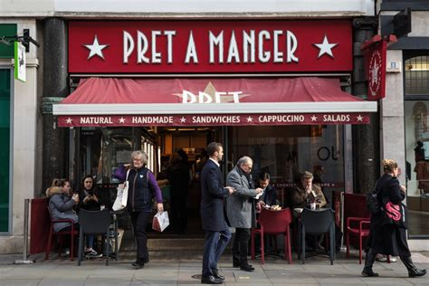 Pret a Manger in backlash over 'exploitative' plans to pay ...