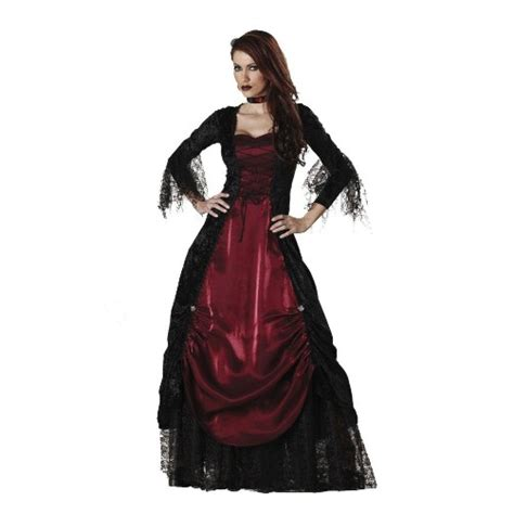 gothic wedding dresses red and black di candia fashion