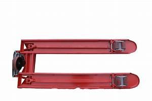 Low Profile Narrow Manual Pallet Jack 4400 Lbs Capacity 48