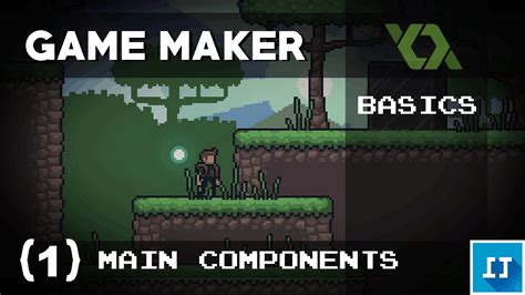 game maker coding basics  rooms objects sprites  backgrounds youtube