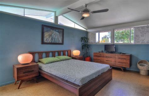 20 Mid-century Modern Design Bedroom Ideas