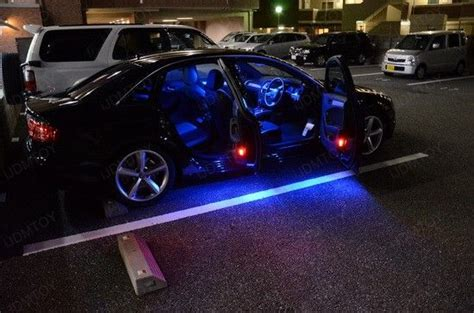 Audi Led Interior Package  Cool Custom Cars Pinterest