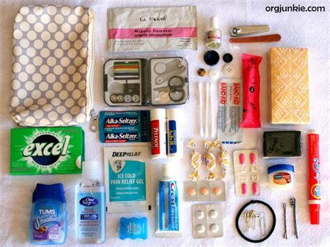 Mom's Little Emergency Kit  College Dorm Rooms, College