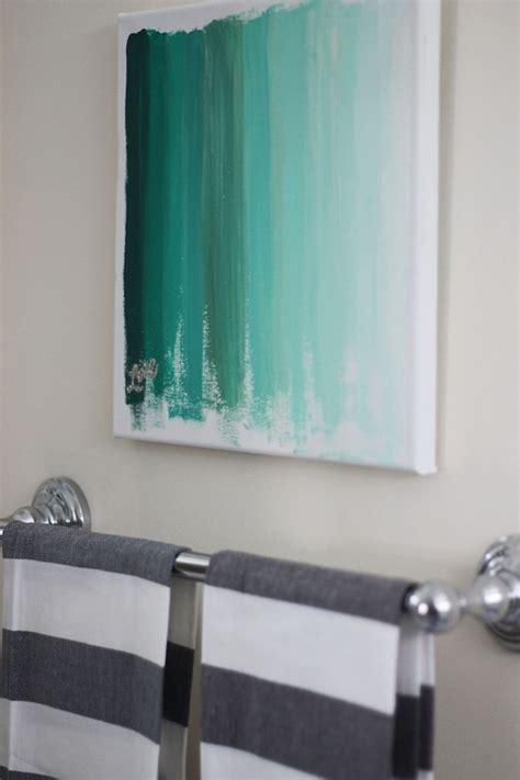 wall decor canvas 25 creative canvas wall ideas for living room