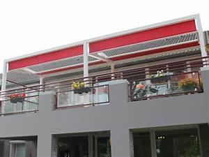 Store Pour Balcon : pergola balcon store de terrasse et autres protections ~ Edinachiropracticcenter.com Idées de Décoration