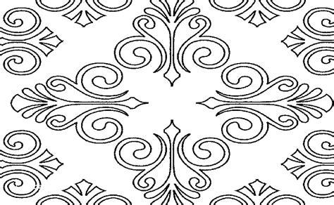 motif batik  mudah digambar anak smp  caranya