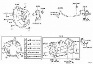 Toyota Tacoma Separator Sub