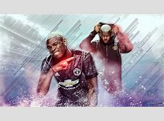 Paul Pogba Manchester United 20172018 Wallpaper by