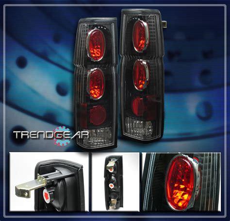 nissan hardbody tail lights 86 97 nissan d21 pickup hardbody truck tail brake light