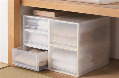 muji bureau boite de rangement muji 28 images set de 6 boites de