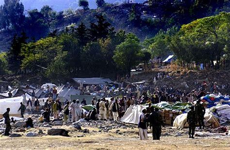 earthquake imagery balakot pakistan