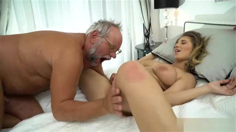Young Girl Wakes Up Her Old Man To Have Sex Free Porn 30