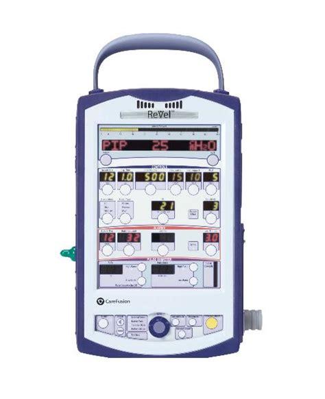 CareFusion ReVel Ventilator, New | Signature Emergency ...