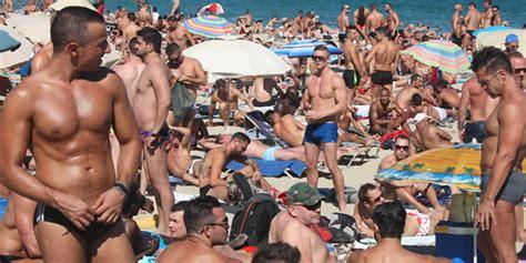 Barcelona Gay Beaches