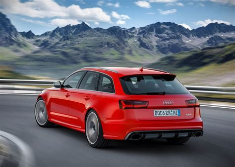 2018 Audi Rs6 Avant Usa Release Date, Pictures, Price