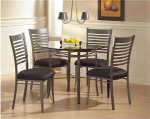 Amisco Edwin Dining Chairs Set Of 2