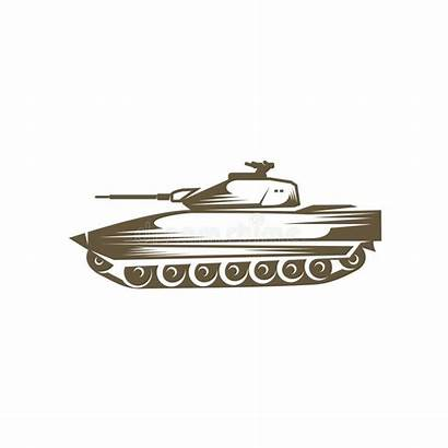 Tank Battle Camouflage Graphics Drawing