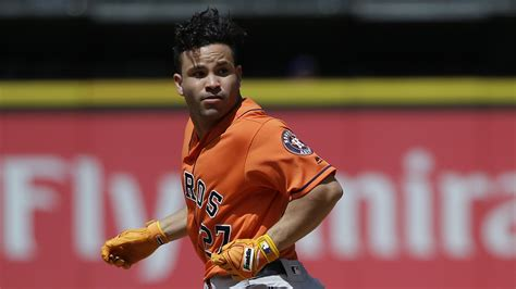 Jose Altuve Strives To Be All-star Every Year
