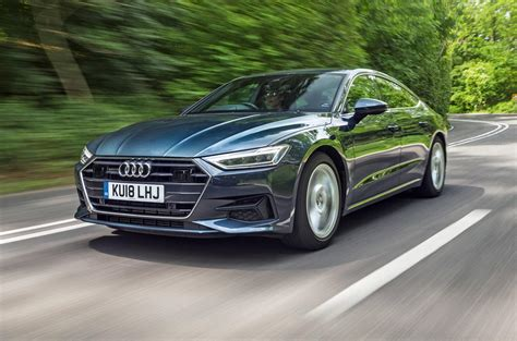 Review Audi A7 by Audi A7 Sportback Review 2019 Autocar