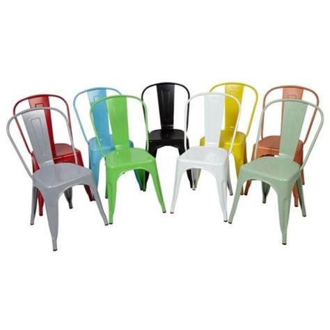 Chaise Metal Loft  Achat  Vente Chaise Metal Loft Pas