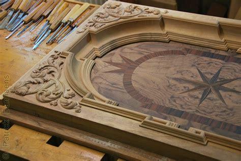ornamental woodcarver patrick damiaens  century style