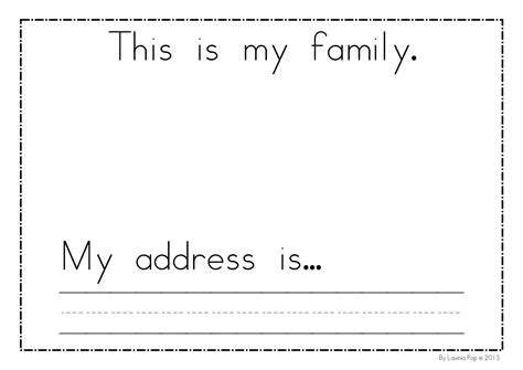 images   book family worksheets  family