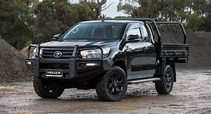 2016 Hilux Will Get Over 60 Toyota Genuine Accessories