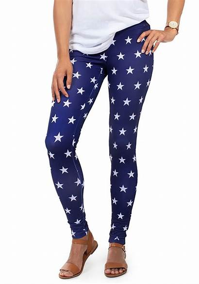 Leggings Star Tipsy Elves Liberty Woman Wonder
