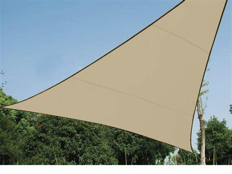 Sonnendach Für Balkon by Sonnensegel Dreieck Sand Sonnensegel Dreieck Balkon Schick