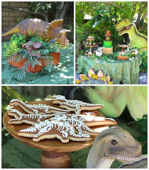 Jurassic Park Decorations - kara s ideas jurassic inspired dinosaur birthday