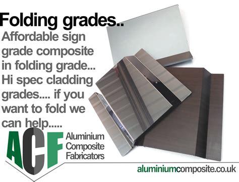 folding grade aluminiumm composite acm  bending projects