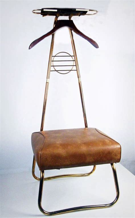 mens chair valet stand vintage clothing butler valet chair rack spiegel