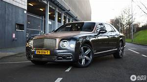 Bentley Mulsanne 2016 : bentley mulsanne speed 2016 15 january 2018 autogespot ~ Maxctalentgroup.com Avis de Voitures
