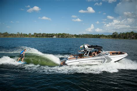 Nautique Boats G23 by The Air Nautique G23 Wins 2016 Best Towboat And New