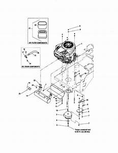Briggs And Stratton Ride On Mower Wiring Diagram