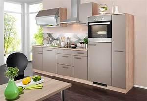 Billige Küchen Mit Elektrogeräten : k chenzeile mit elektroger ten ~ Indierocktalk.com Haus und Dekorationen
