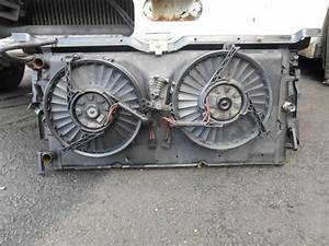 Vw Transporter T4 2 4d Radiator  Fans And Housing 1997