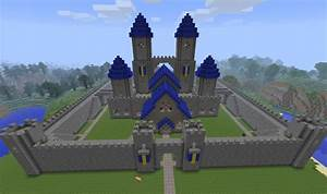 minecraft castle wip by cj64 on deviantart With things to know when building a house