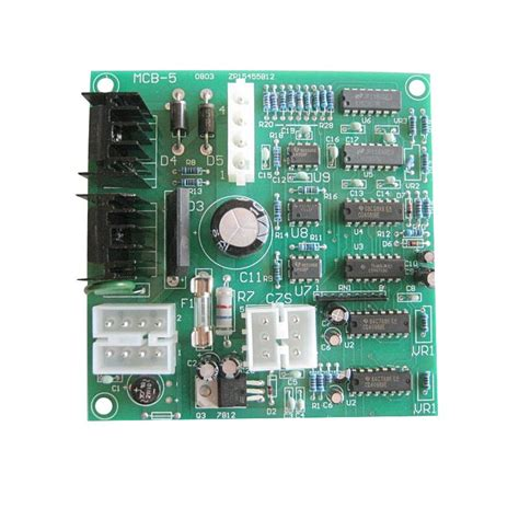 Circuit Board Computer Embroidery Machine Spare Parts